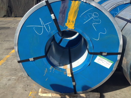 Rust Proof SAE J403 SPCE Cold Rolled Steel Coil CRC CRS 45HRB - 65HRB