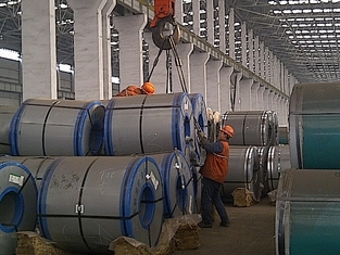 Anti Corrosion Carbon Steel Coil Cold Rolled Steel Coil 2000MM OD