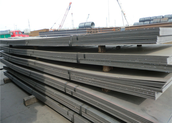 LOW CARBON Hot Rolled Steel Sheet JIS ASTM Hot Rolled Mild Steel Plate