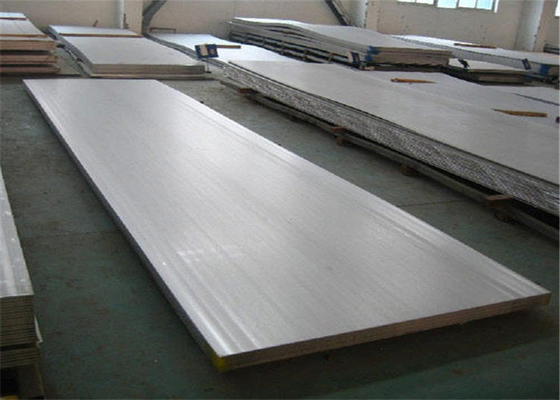 Hot Dipped Galvanised Stainless Steel Metal Sheet Passivated Finishing