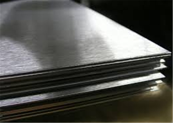 Low Carbon Stainless Steel Metal Sheet With Different Surface Finishing