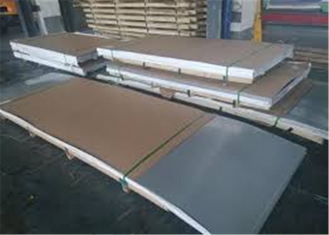 ASTM 310 SS Plate , Customized Length Restaurant Stainless Steel Sheets
