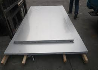 Customized Stainless Steel Metal Sheet Brightness And Flatness Surface