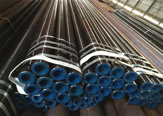 Galvanised Seamless Carbon Steel Pipe / Polished Heavy Wall Steel Tube