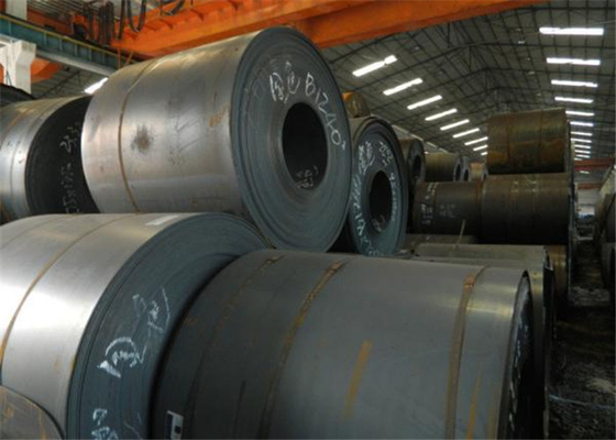 High Hardness Hot Rolled Steel Coil For Petrochemical And Manufacturing Boilers