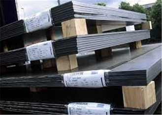 SM490A Narrow Hot Rolled Steel Sheet For Pipe And Tube Good For Welding
