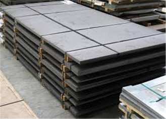 Construction Hot Rolled Flat Steel Sheet / Thin Stainless Steel Sheets