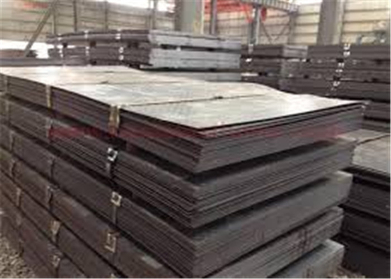 SPCC SPEC Hot Rolled Steel Sheet For Lifting Transportation Machinery