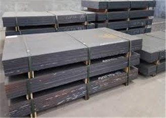 OEM Hot Rolled And Structural Steel Products , AISI Galvanised Steel Plate