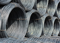 Galvanized 316l Stainless Steel Wire , Hot Dipped Low Carbon Wire Rod